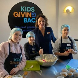 Kids Giving Back | Making A Difference