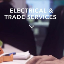 Electrical Trade Services - Residential, Commercial & Industrial