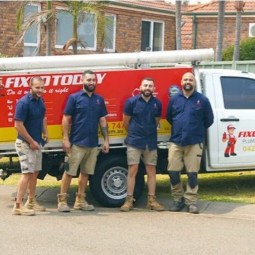 FIXED TODAY - Leaders in Plumbing Solutions