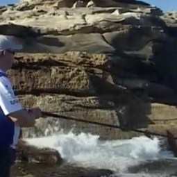 Rock Fishing Safety