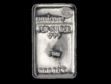 500 gram silver bar