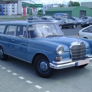 Mercedes Benz W110