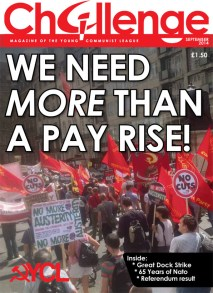 Britain Needs More Than a Payrise!