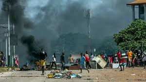 At least 7 dead in Guinea opposition supporter clashes with police