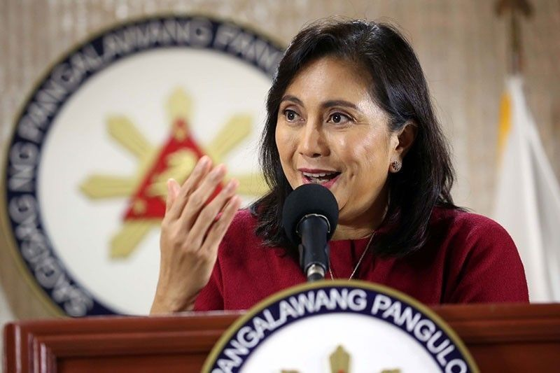 Philippine vice president under quarantine for contact with COVID-19 positive patients