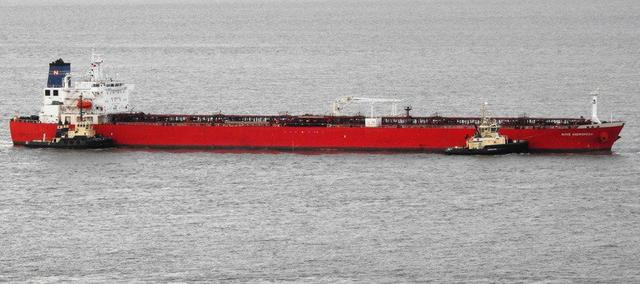 The tanker was hijacked by suspected Nigerian smugglers and the British dispatched special forces to rescue