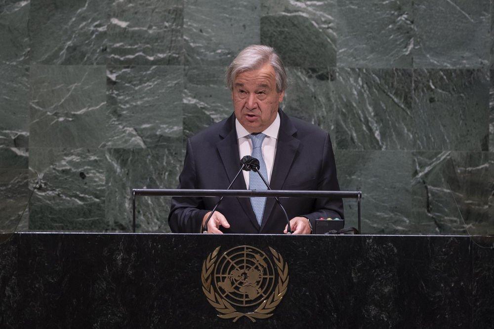 UN Secretary-General emphasizes strengthening international cooperation