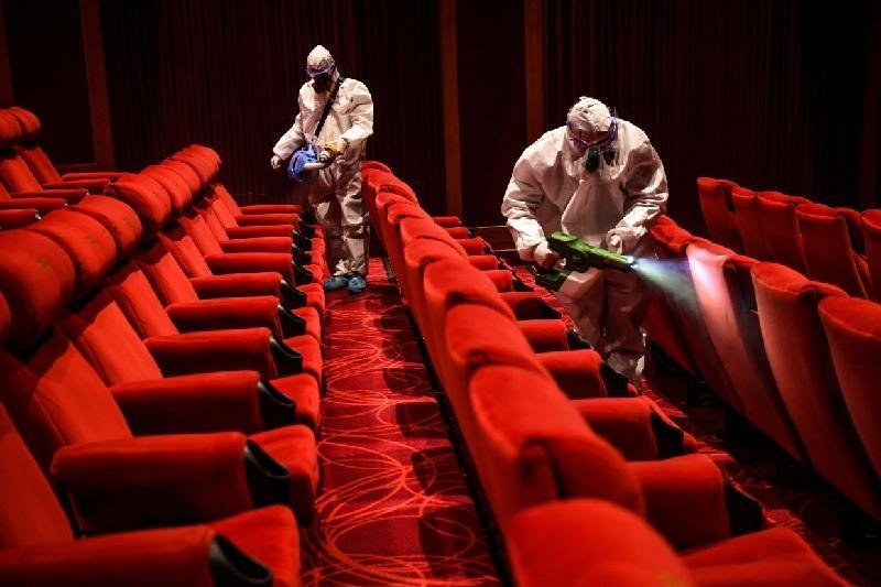 Pandemic effects Malaysia temporarily closes all cinemas from November