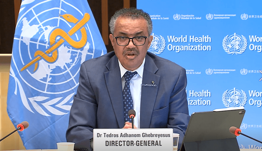WHO Director-General calls on countries to take serious actions