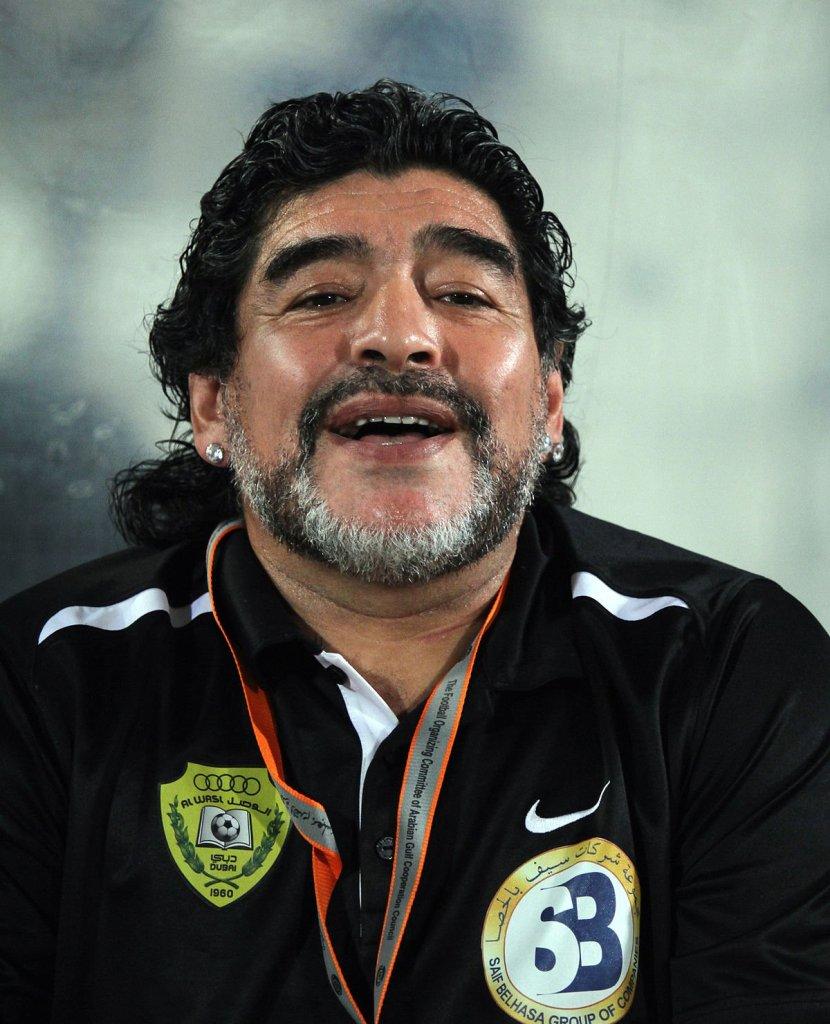 Venezuelan government expresses condolences on the death of Maradona