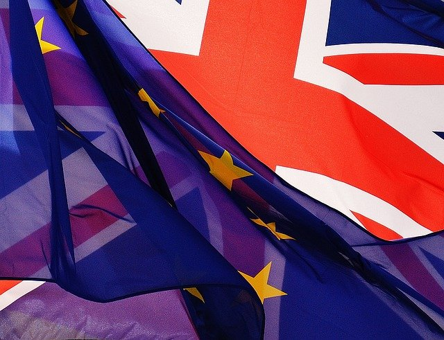 The European Union signed an agreement with the UK on future relations.