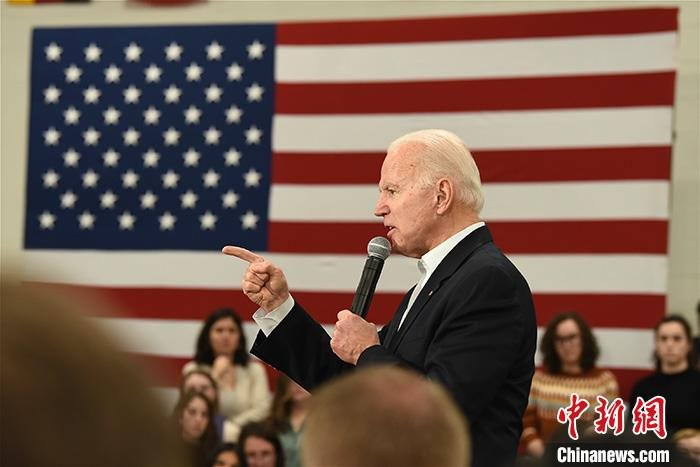 Biden announced the anti-epidemic plan for 100 days after taking office: 100 million vaccines, national resumption of classes