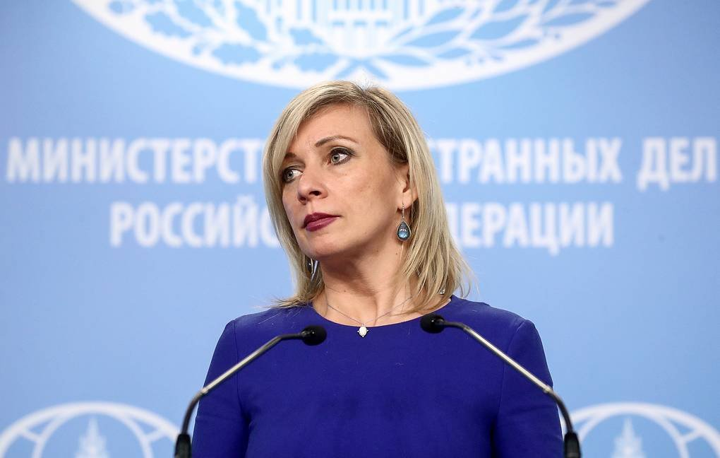 Russian Foreign Ministry: Afghans fall from U.S. military plane shocking