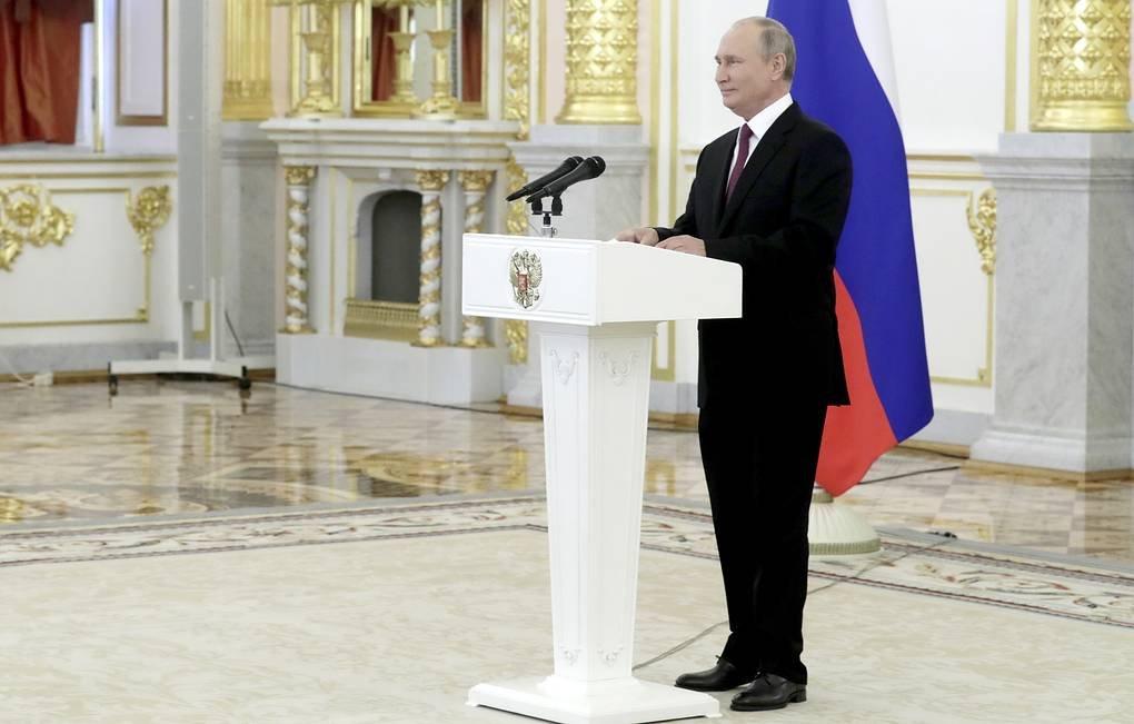 Kremlin: Russia will respond to U.S. sanctions