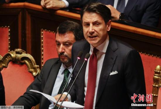 Italian Prime Minister's dry cough attracts public attention. Prime Minister's Office: the test is negative