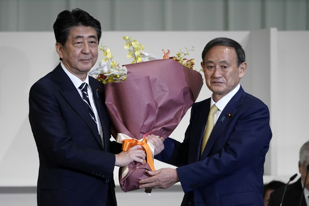 Japan's Cabinet approves nearly $1 trillion budget for fiscal year 2021, a record