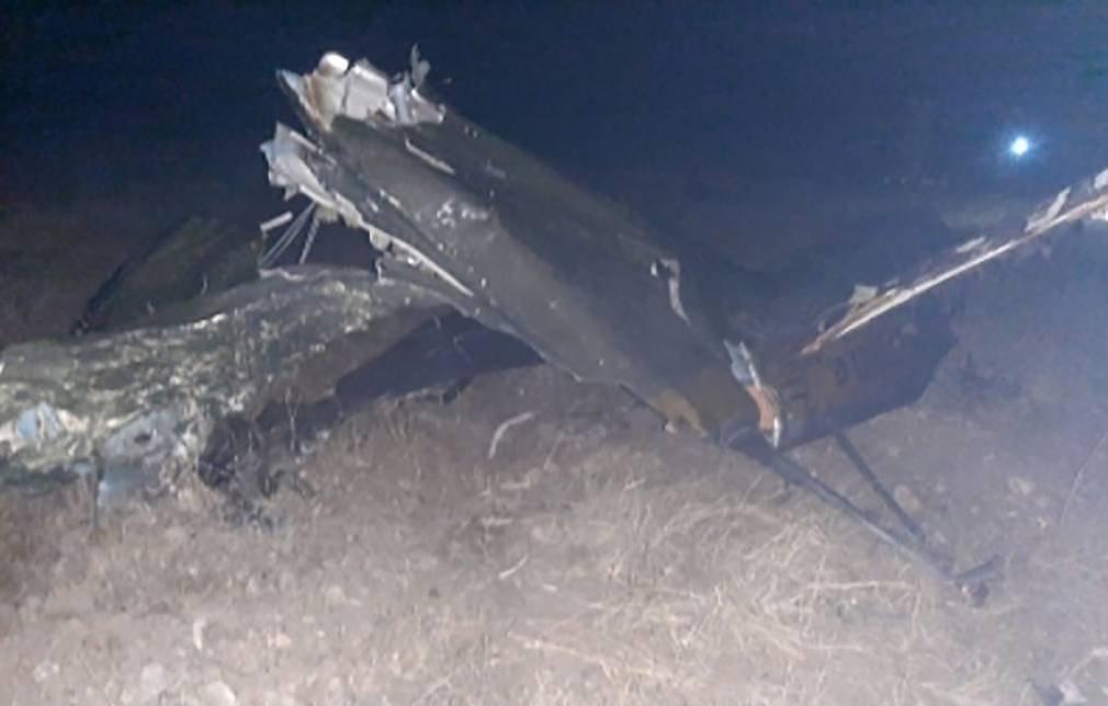 A patrol plane crashed in Kenya, killing 2 people.
