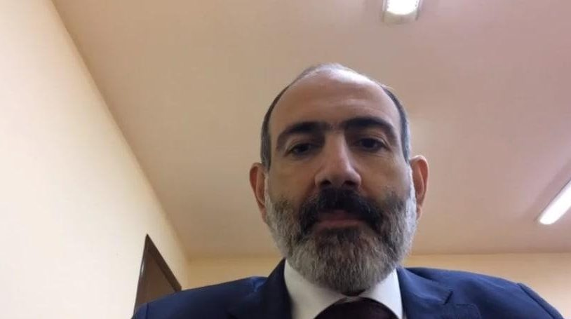 Nikol Pashinyan : Signing the armistice agreement is really a last resort. and Armenia can no longer fight