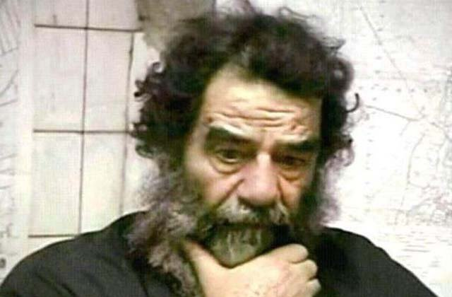 last night before Saddam's execution