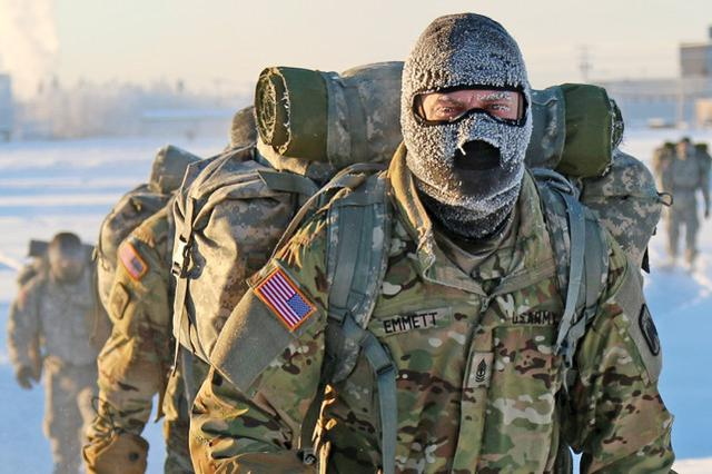 US Army in Himalayas