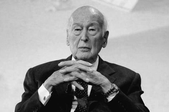Former French President Valéry Giscard d'Estaing died at the age of 94