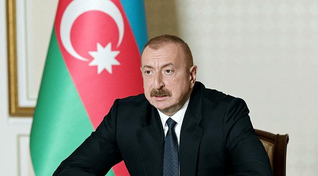 President of Azerbaijan: Proposal to build a new transportation corridor to connect the karabakh region and Armenia