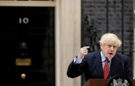 British Prime Minister Johnson: Condemn the coup in Myanmar, civilian leaders must be released