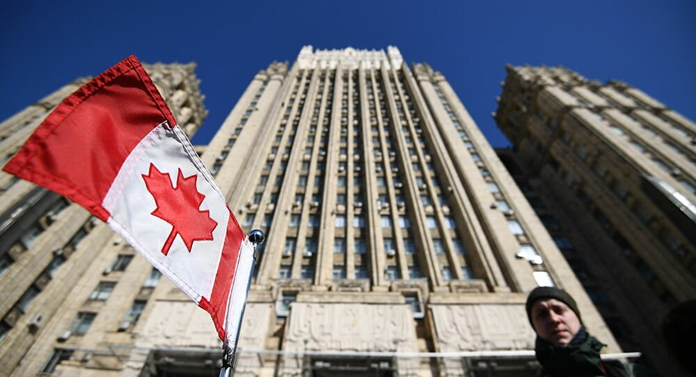 Canada claims that Russia spreads false information about the coronavirus.