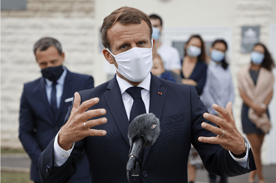 Emmanuel Macron: French Navy is ready to come out, but ambition can hardly cover the weakness of the lack of national strength