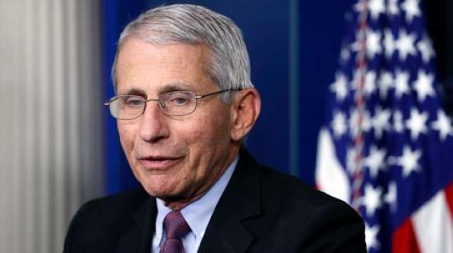 Fauci : most Americans will be vaccinated by August next year