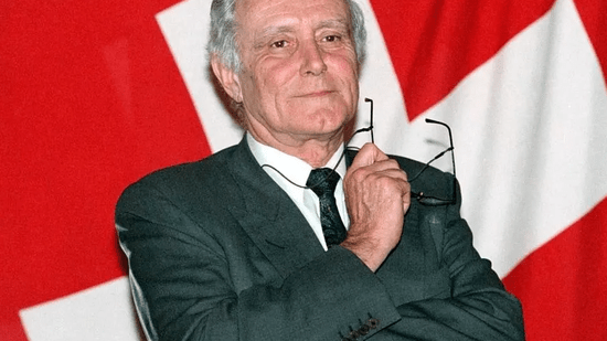 Former Swiss Federal President Flavio Cotti died of COVID-19 at age of 81