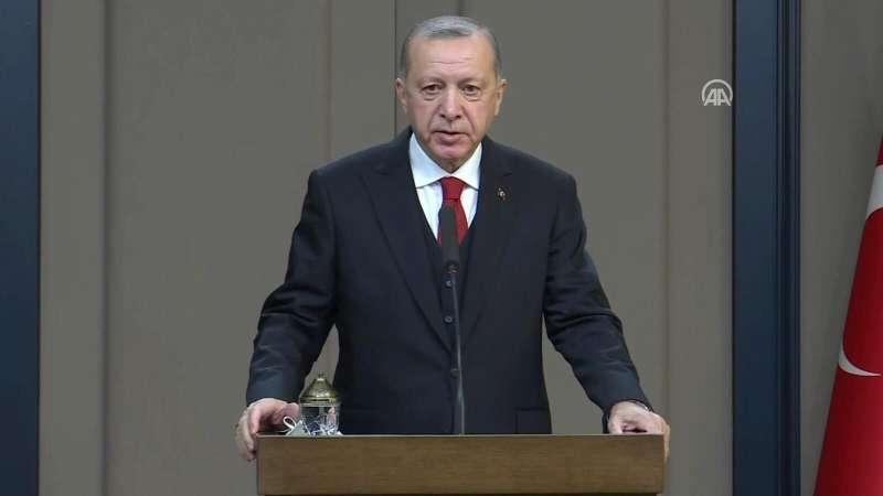 Turkish President Departs to Visit Azerbaijan to Participate in Azerbaijan Military Parade
