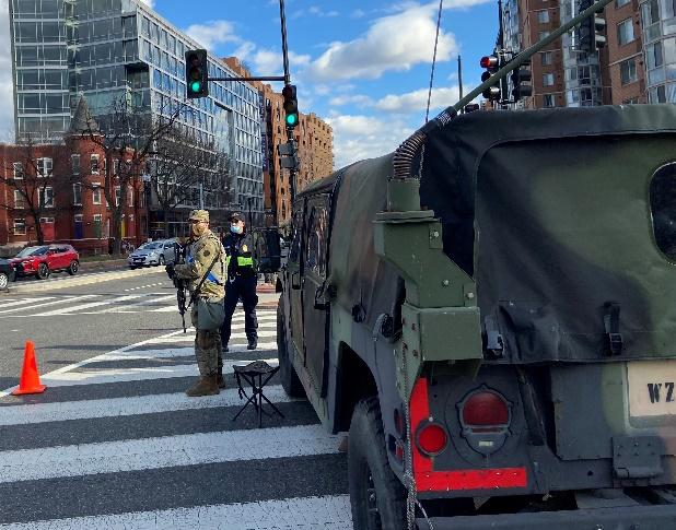 Virginia Fearing the recurrence of conflict, Virginia strengthens vigilance