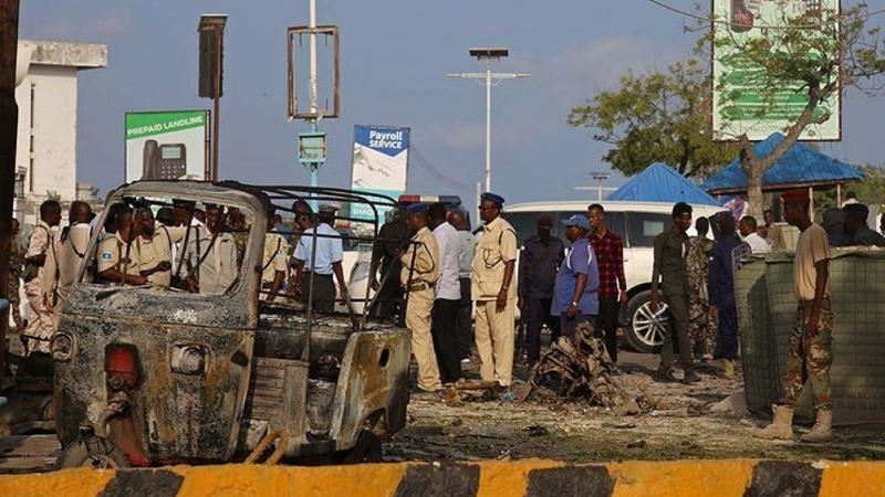 At least six people were killed in another attack on high-level officials in Somalia.