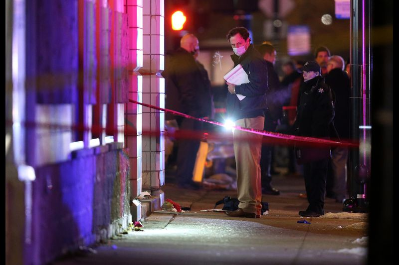 Many people were killed and injured in shootings in many places in the United States