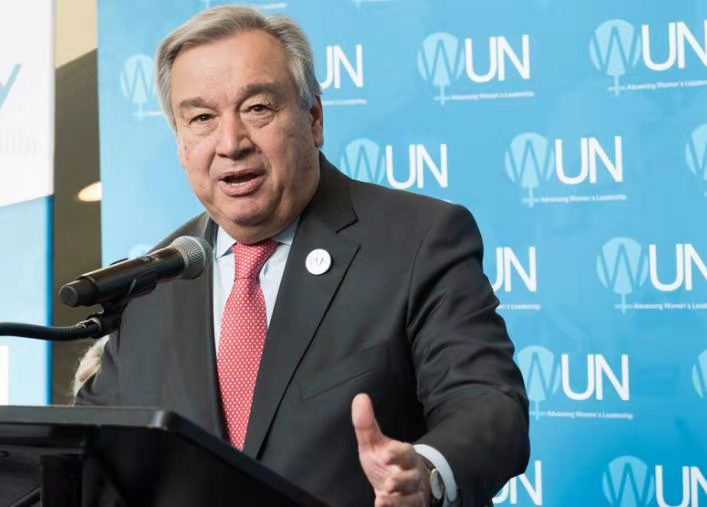 The United Nations coordinator says the Taliban have asked the United Nations to continue its activities in Afghanistan