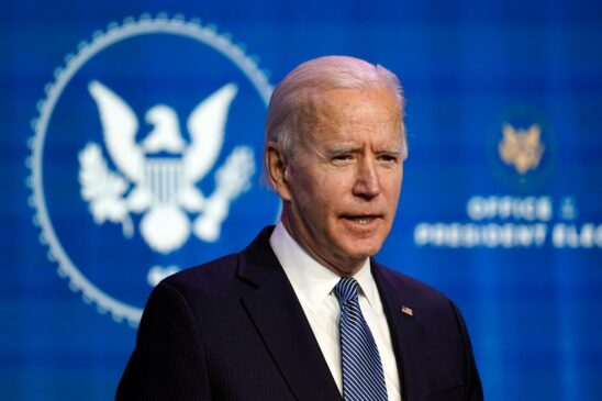Biden to sign action plan for rejoining the Paris climate agreement