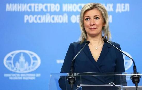 Zakharova: The Russian Ministry of Foreign Affairs has registered a TikTok account