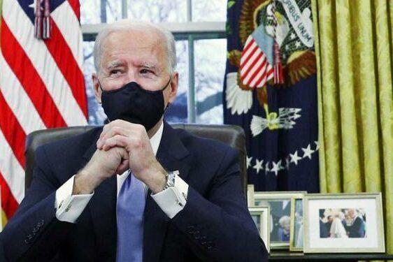 """In his first speech to Congress, will Biden be a """"salesman""""?"""