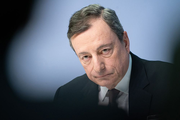 Italy's Five Star Movement Party voted for Draghi. The establishment of a new government is in sight.