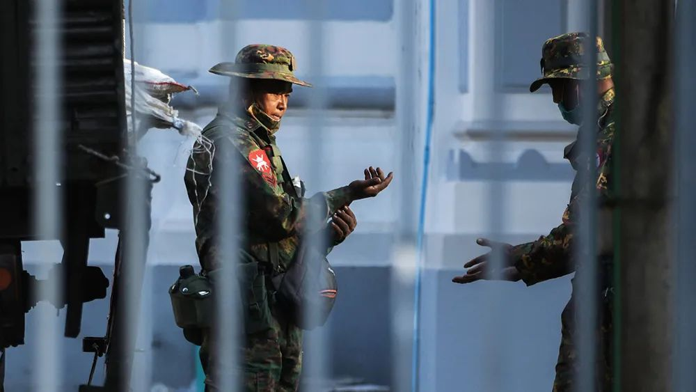 Myanmar military nominates a new election committee member, saying it will supervise the next election vote.