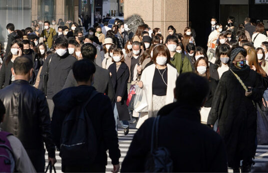 Japan's economy has contracted significantly, and it will take time to fully recover.
