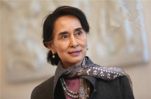 """Daw Aung San Suu Kyi Statement: The Military Is """"Reinto Putting The Country Under Authoritarian Rule"""""""