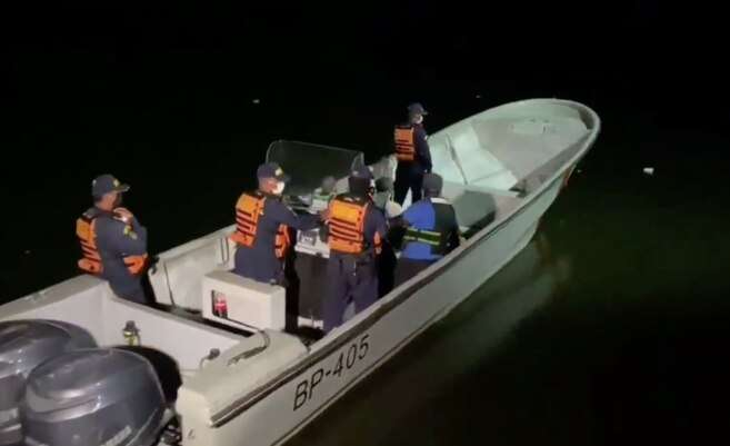 The death toll from a ship crash in Colombia rose to 14. The ship may be suspected of illegal operation.