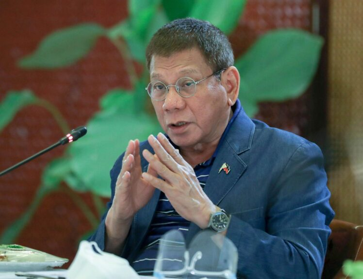 Philippines Presidential Palace: Duterte prefers to be vaccinated by SinoVac for the novel coronavirus