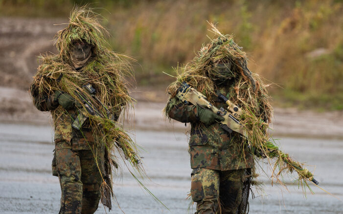 Members of German special forces were mistaken for terrorists in the United States, which almost triggered a diplomatic conflict.