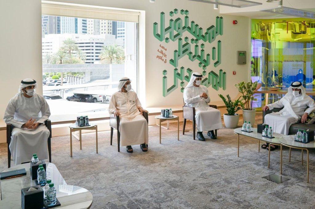 Dubai Chief announces Dubai Creative Economy Strategy