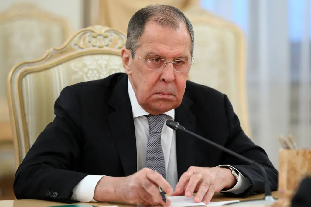 Russian Foreign Minister: Western totalitarian claims cannot be tolerated