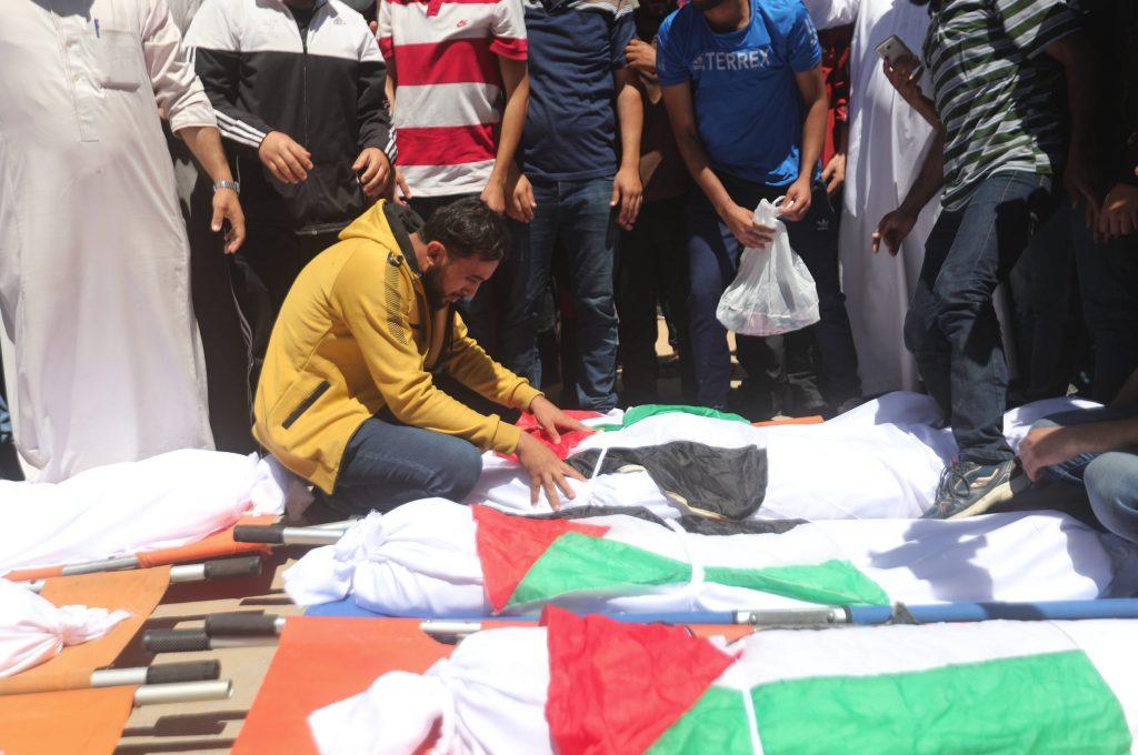 "Tel Aviv VS Gaza Strip ""Twin City Life"" under Israeli-Palestinian Conflict"