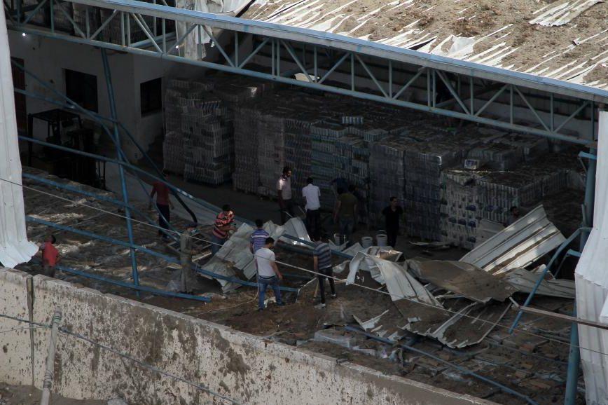 Israeli bombing of the Gaza Strip has killed 35 Palestinians